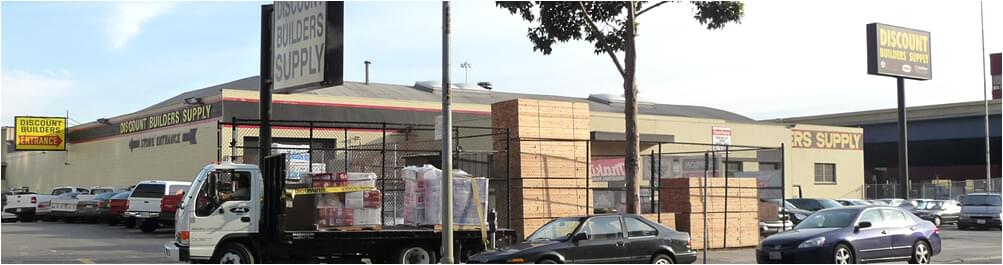 Lumber Yard Exterior, Hardware & Building Supply in San Francisco CA