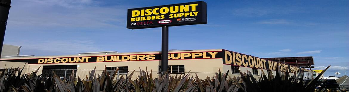 Discount Builders Exterior, San Francisco CA Hardware & Appliance Store